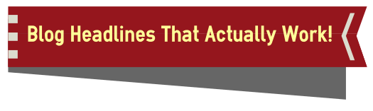 How to create compelling headlines for your blog