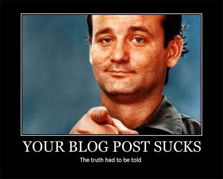 your-blog-post-sucks