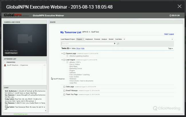 Webinars That Get Results for Marketers